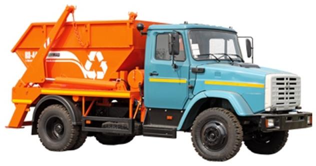 Вывоз мусора снова стал отдельной коммунальной услугой